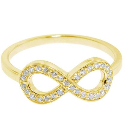 кольцо со знаком бесконечности купить спб
